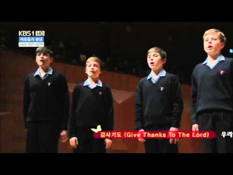 PCCB - Give Thanks to Lord (2010)