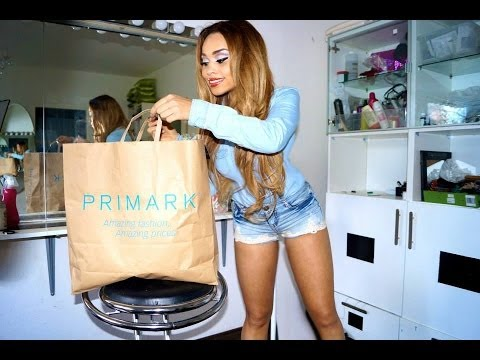 Primark Haul Lookbook APRIL |GIVEAWAY