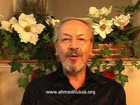 "Ahmed Hulûsi ""Hazreti Muhammed'e iman"" 1.Bölüm"