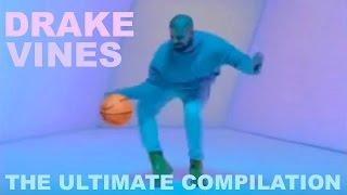 """DRAKE """"Hotline Bling"""" VINES: The Ultimate Compilation!"""