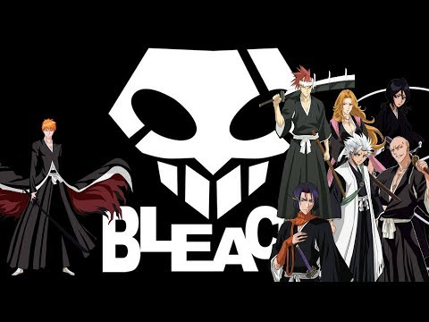 Bleach   Hitsugaya, Renji, Matsumoto, Ikkaku And Yumichika Funny Moments #3 [ITA]