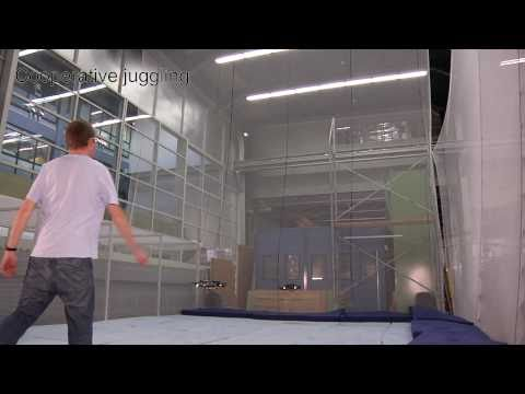 Thumbnail of video Quadrocopter Ball Juggling, ETH Zurich Quiero uno ya.