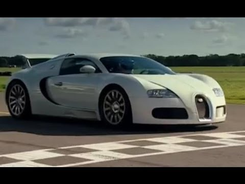 Bugatti Veyron & Zonda F: Stig Laps - Top Gear - BBC