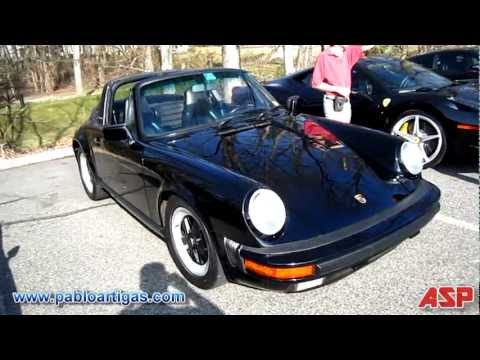 1987 Porsche 911 Carrera Targa (ASP) FULL HD