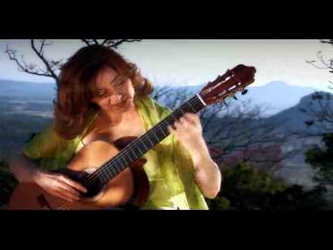 Berta Rojas plays Danza Paraguaya by Agustin Barrios