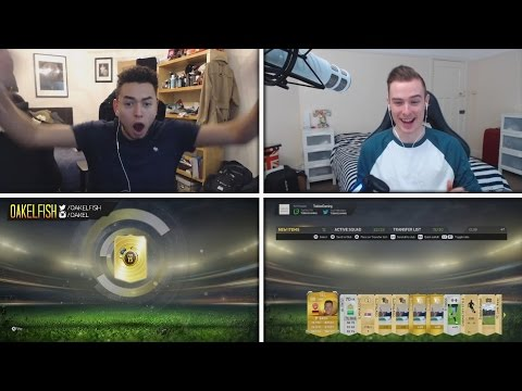 FIFA 15 - TRUMP THAT!! w/ SIF POGBA!! - FIFA 15 DISCARD PACK OPENING!!