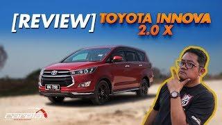 2019 TOYOTA INNOVA 2.0X - Bukti KEAJAIBAN Toyota! | Review