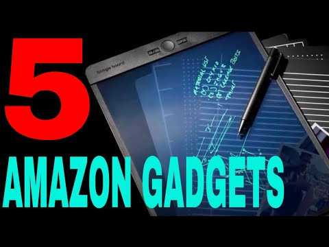 Top 5 Cool Gadgets You Can Buy Now On Amazon Under 50 | Cool Futuristic Technology