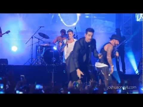 [HD] Quit Playin' Games (With My Heart) - Backstreet Boys at 2013 Twin Towers Alive Concert