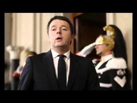 Italys PM designate Matteo Renzi names new cabinet - 22 February 2014