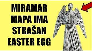 Nova mapa Miramar ima strašan Easter Egg [PUBG Mobile]