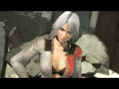 Dead or Alive 5 Christie vs Bayman