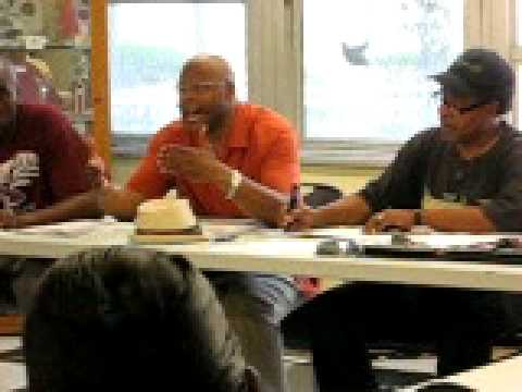 Brownsville Brooklyn N.Y Stop The Violence Action Committee Meetings #6