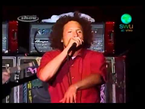 Rage Against The Machine - Bullet In The Head (Live SWU,Brazil 09/10/2010)