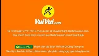 Vì sao trang thương mại điện tử của ông trùm Thế giới di động đóng cửa?| VTV24