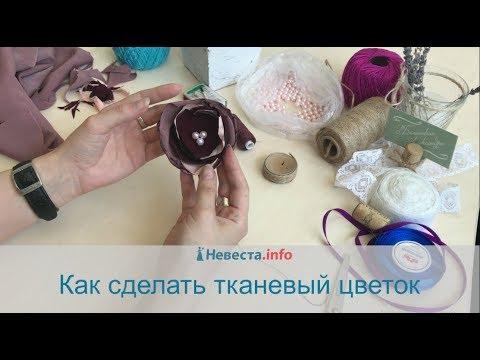 Как сделать матерчатую