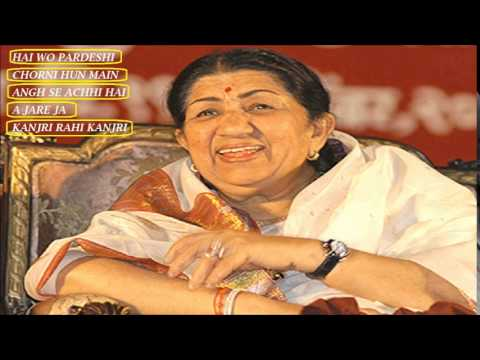 Lata Mangeshkar Best Hindi Songs of 80's