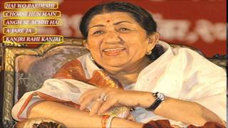 Lata Mangeshkar Best Hindi Songs of 80's