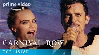 Orlando Bloom and Cara Delevingne Surprise in Cosplay at SDCC 2019 | Prime Video