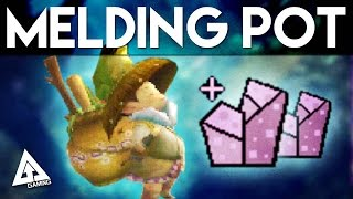 Monster Hunter 4 Ultimate Melding Tutorial - Items and Talisman