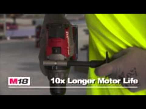 Milwaukee M18™ Cordless Drill/Driver Kit