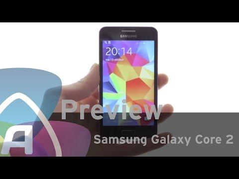 Samsung Galaxy Core 2 preview (Dutch)