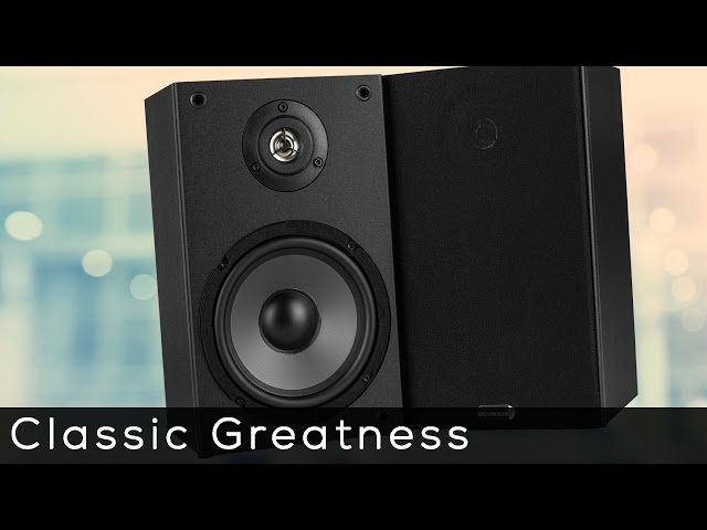 Dayton Audio B652 Bookshelf Speakers