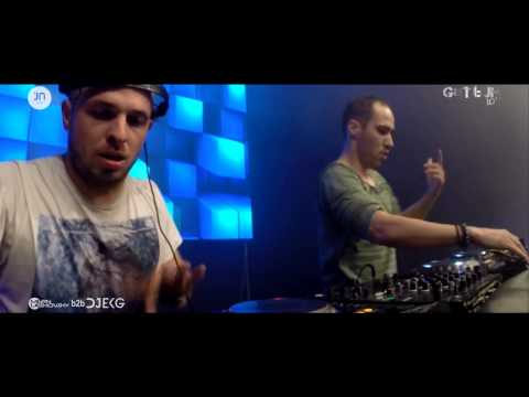 Milan Lieskovsky B2B Dj EKG - Live@GET FUN 100 /FULL SET/