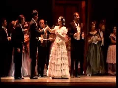 La Traviata .Teatro Villamarta. Noviembre 2010.
