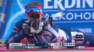 Biathlon World Cup 3 (2015-2016) - Men's 10km Sprint Race