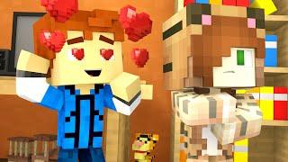 Minecraft Daycare - DERP'S HOUSE