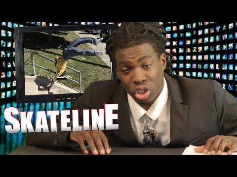SKATELINE - Tony Hawk, Chris Joslin VS Aurelien, Shane ONeill, Jaws, Heitor Da Silva