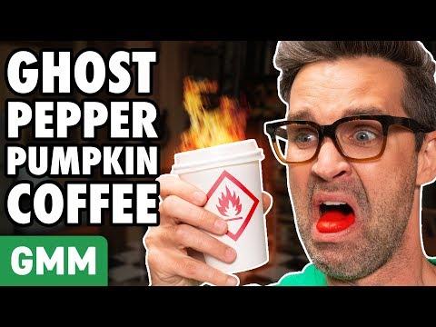 Ultimate Pumpkin Spicy Challenge