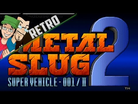 RETRO #9- Metal Slug 2