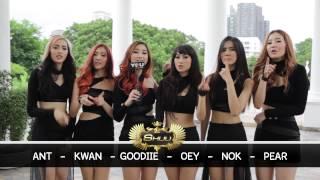 [Spot] Behind MV จุด จุด จุด [Dot Dot Dot] - Shuu On air 10 ส.ค.56