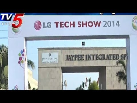 LG Tech Show 2014 Highlights - TV5 Exclusive