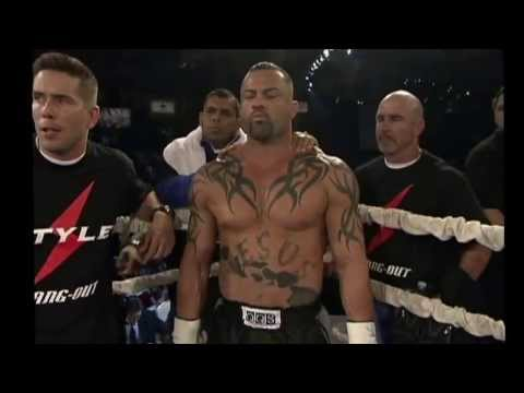 Bob Sapp Vs Kimo - Fight Video (k-1, Mma, Muay Thai Fighting, 2013 Year)