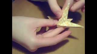 Sweet Swallow -origami