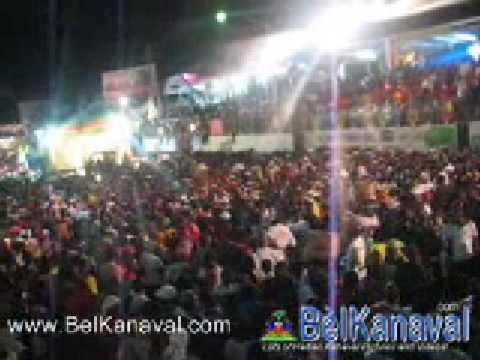 Haiti Kanaval King Posse Live Champs De Mars
