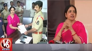 Jeevitha Rajasekhar Files Complaint Against Sri Reddy and Women Activists