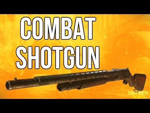 WW2 In Depth: Combat Shotgun (Call of Duty: WWII)