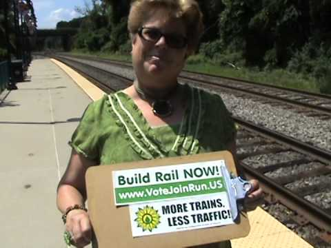 Dianne Blais Rail to Dulles