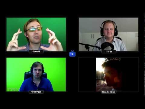 ★ tgnGames Podcast #2 - Fail Games, Day Z, MLG Scandal, MMOs ft. Awall, George, TTB, DeadlySlob