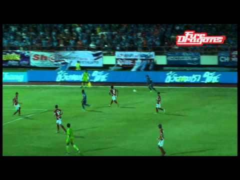 TERO TV CHONBURI FC 3 0 BEC TERO SASANA