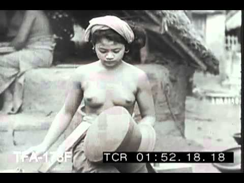 Bali, 1920s video