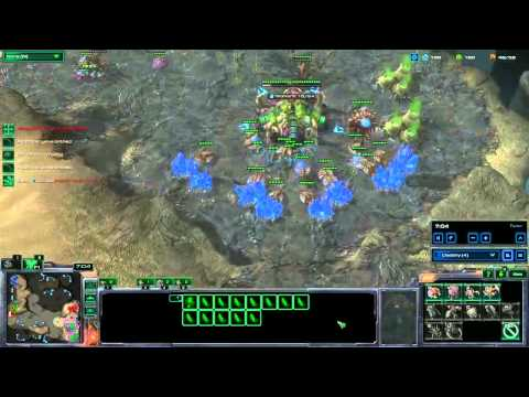 Destiny, Minigun vs. Grubby, ToD [Game 3] - MLG 2v2 Pro Invitational HOTS