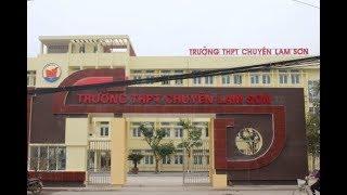 385 học sinh trúng tuyển vào lớp 10 Trường THPT chuyên Lam Sơn