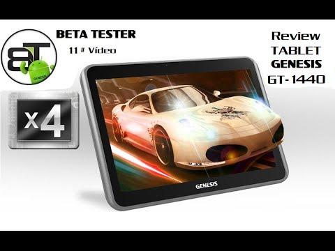 Review - Tablet Genesis GT-1440 [11# Beta Tester]
