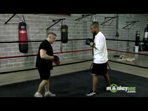 Basic Boxing Drills - The 1-2-3 Image 1