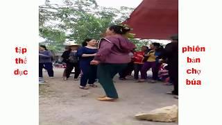 Clip hài hước - vui nhộn - thể dục phiên bản chợ búa